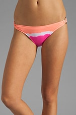Vera Swimsuit Bottom in Sunrise