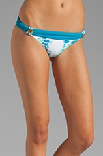 Alia Swimsuit Bottom in Ocean