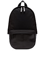 Capsule Backpack in Black