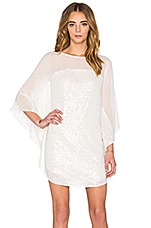 ROBE MINI ENCOLURE BATEAU ELBOW SLEEVE