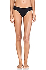 Bare 'Eve' Thong en Noir
