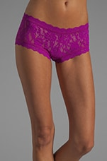 Boyshort in Hot Fuchsia