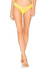 Hanky Panky Low Rise Thong in Sunkissed