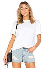 x karla The Classic Tee in White