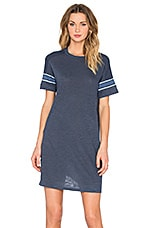 ROBE T-SHIRT OVERSIZED SPORTY