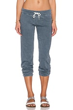 PANTALON SWEAT VINTAGE BURN OUT