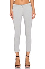 PANTALON BRUSHED PONTE