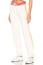 MONROW Vintage Sweatpants in Cream