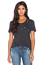 T-SHIRT DISTRESSED