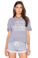 T-SHIRT ATHLETIC DEPARTMENT CREW NECK