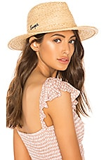 Hat Attack Mini Motto Rancher Hat in Escape