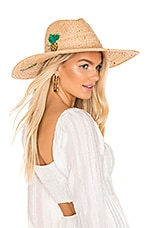 Hat Attack Tropical Party Continental Hat in Multi