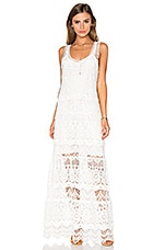 ROBE MAXI THE LACE LAYERS