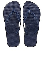 Havaianas Top Flip Flop in Navy Blue