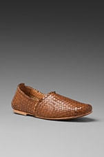Cozumel Slip On in Tan