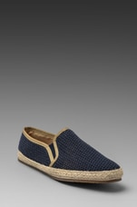 Belafonte Mesh Slip-On in Navy