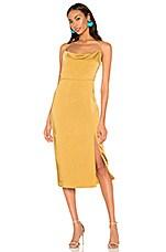 HEARTLOOM Oliver Dress in Marigold
