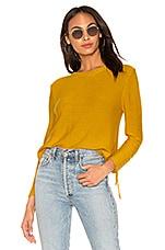 HEARTLOOM Isla Sweater in Marigold