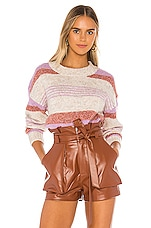 HEARTLOOM Cicily Pullover in Feather