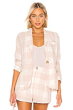 HEARTLOOM Asher Blazer in Check
