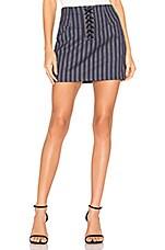 HEARTLOOM Jae Skirt in Stripe