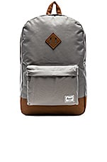 Heritage Backpack in Grey