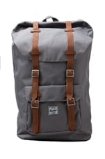 Herschel Supply Co. Little America Backpack in Grey