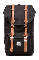 Herschel Supply Co. Little America in Black