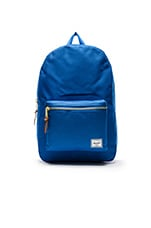 Settlement Backpack in Cobalt