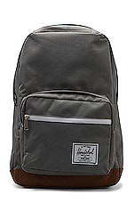 Pop Quiz Backpack in Grey