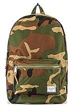 Herschel Supply Co. Settlement Backpack in Woodland Camo