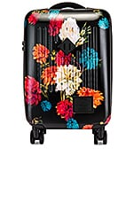 Herschel Supply Co. Trade Carry On Suitcase in Vintage Floral Black