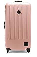 Herschel Supply Co. Trade Large Suitcase in Ash Rose