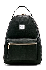 Herschel Supply Co. Nova Mid Volume Backpack in Black