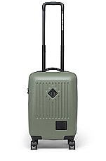 Herschel Supply Co. Trade Carry On Luggage in Olive Night