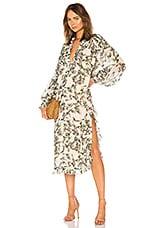 HAH Street Sweeper Dress in Flower in Ur Face Combo