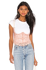 HAH Busta Move Bustier in Copper Rose