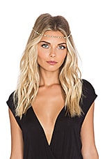 House of Harlow SU2C x REVOLVE Sama Head Chain in Gold