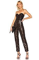 House of Harlow 1960 x REVOLVE Teri Jumpsuit in Leopard