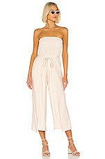 House of Harlow 1960 x REVOLVE Gabriella Jumpsuit in Ivory