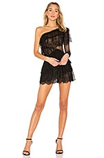 House of Harlow 1960 x REVOLVE Aries Dress in Black