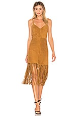 House of Harlow 1960 x REVOLVE Cara Dress in Cognac