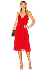 House of Harlow 1960 x REVOLVE Ines Dress in Racing Red