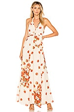 House of Harlow 1960 x REVOLVE Bloom Dress in Poppy Floral