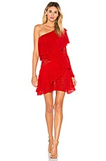 House of Harlow 1960 x REVOLVE Aries Dress in Racing Red