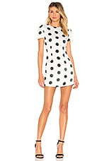 House of Harlow 1960 x REVOLVE Delphine Dress in Dot Print