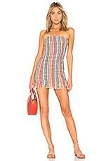 House of Harlow 1960 x REVOLVE Amelia Dress in Multi Stripe