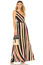 House of Harlow 1960 x REVOLVE Audrey Dress in Red Multi Stripe