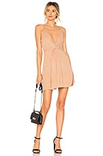 House of Harlow 1960 x REVOLVE Sharon Dress in Nude & Black