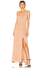 House of Harlow 1960 x REVOLVE Shane Dress in Nude & Black